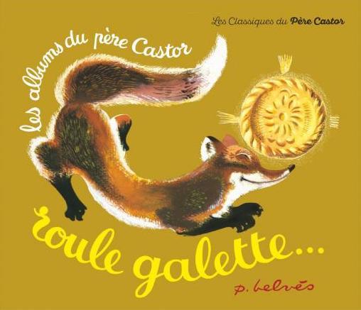Couverture d'un Album du Père Castor
